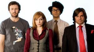 The IT Crowd staff, not us!